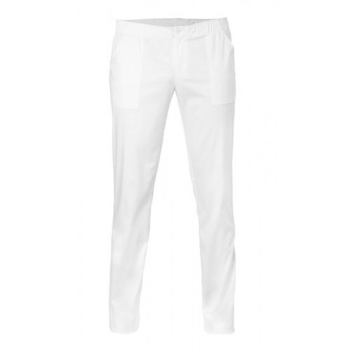 Pantalone Cuoco Enoch Stretch Bianco