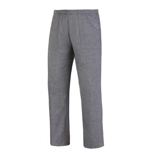 Pantalone Cuoco Grey Mix