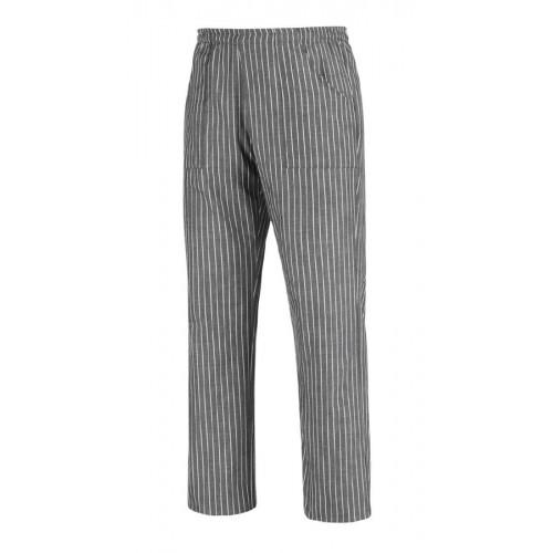 Pantalone Cuoco Grey Stripe