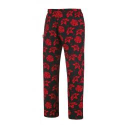 Pantaloni Cuoco Ibiscus