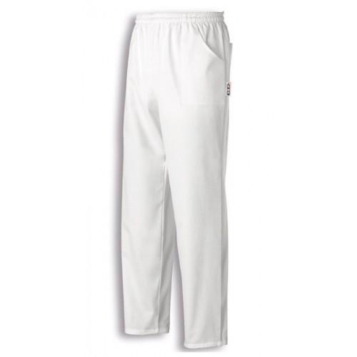 Pantalone Cuoco BIanco Microfibra