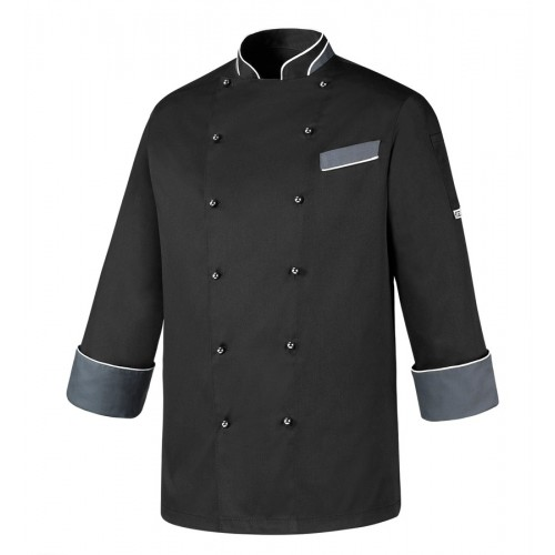 Giacca Cuoco Black Heat