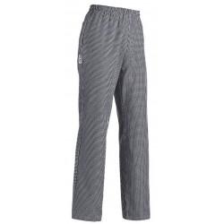 Pantaloni Cuoco Bigpant Quadretto