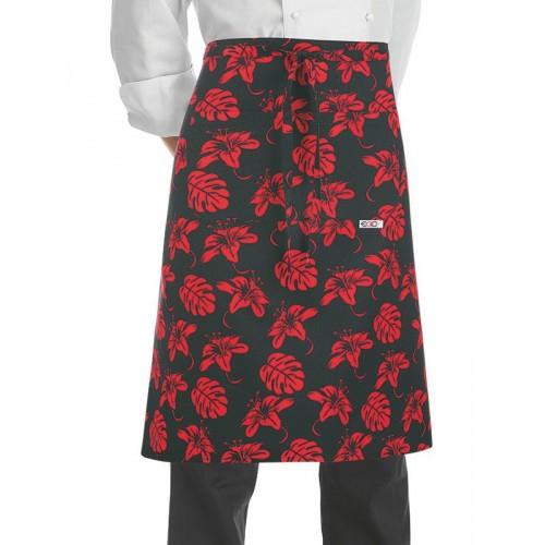 Grembiule Cuoco Vita Ibiscus