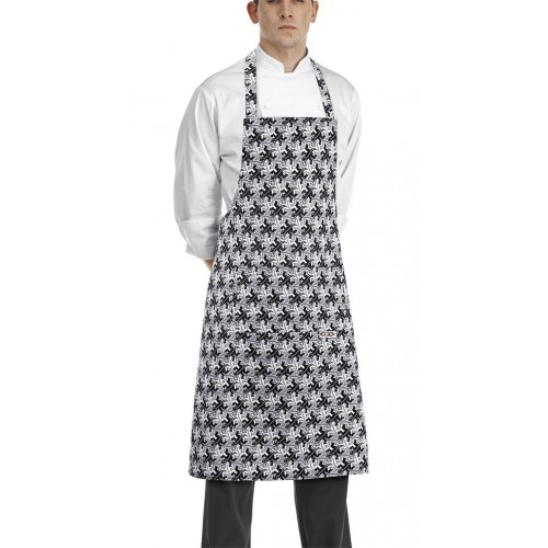 Grembiule Cuoco Pettorina Geko