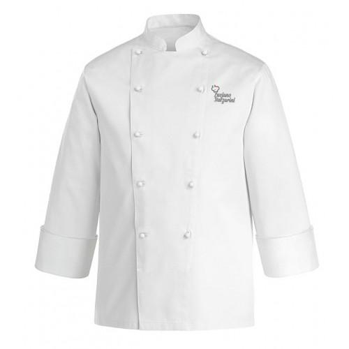 Giacca Cuoco Stud Chef per Passione