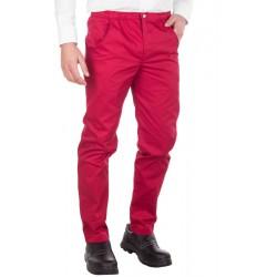 Pantalone Cuoco Canada Rubino