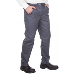 Pantalone Cuoco Canada Grigio