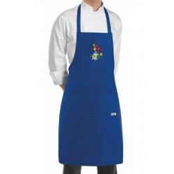 Grembiule Cuoco Pettorina Tirol