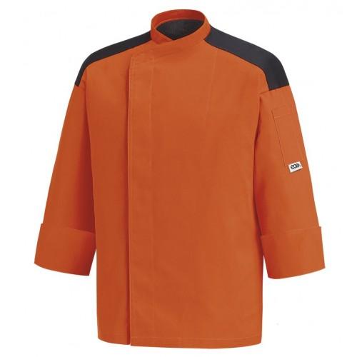 Giacca Cuoco Orange First