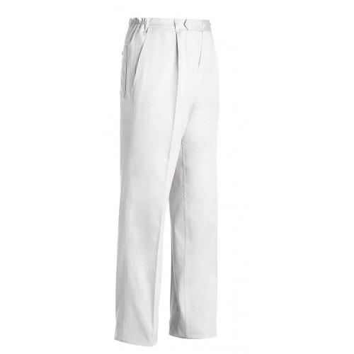 Pantalone Cuoco Classico Bianco