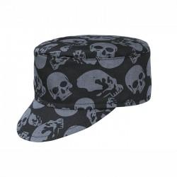 Berretto Cuoco Skulls