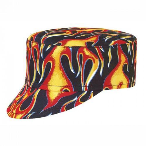 Berretto Cuoco Flames