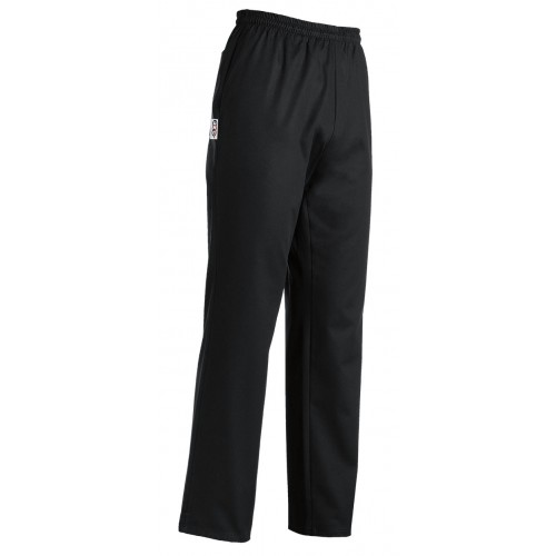 Pantaloni Cuoco Big Black Pant Nero