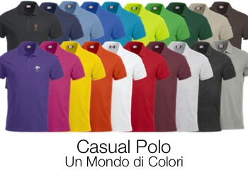 Polo Casual Chef - solochef.it