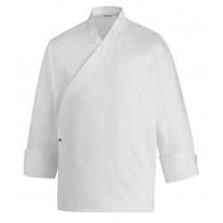 Giacca Cuoco Sushi White
