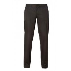 Pantalone Cuoco Enoch Stretch Nero