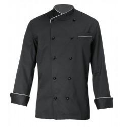 Giacca Cuoco Brasile Nero