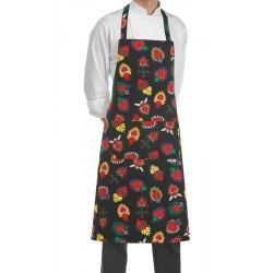 Grembiule Cuoco Pettorina Hearts