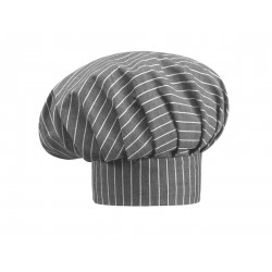 Cappello Cuoco Grey Stripe