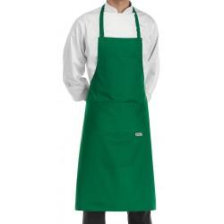 Grembiule Cuoco Pettorina Verde Chiaro