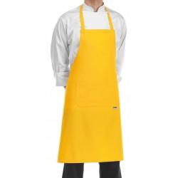 Grembiule Cuoco Pettorina Giallo