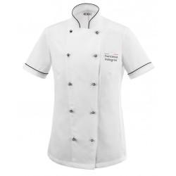 Giacca Cuoco Donna Dior Chef Italia Microfibra
