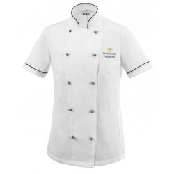 Giacca Cuoco Donna Dior Simbolo Microfibra