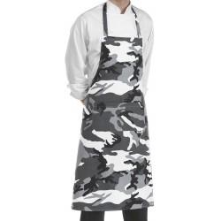 Grembiule Cuoco Pettorina Artic