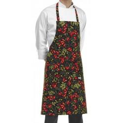 Grembiule Cuoco Pettorina tomato