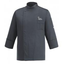 Giacca Cuoco Lorenzo Grigia Chef per Passione