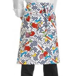 Grembiule Cuoco Vita Fantasy