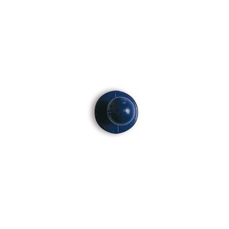 Bottoni Cuoco Estraibili 12-Pack - blu