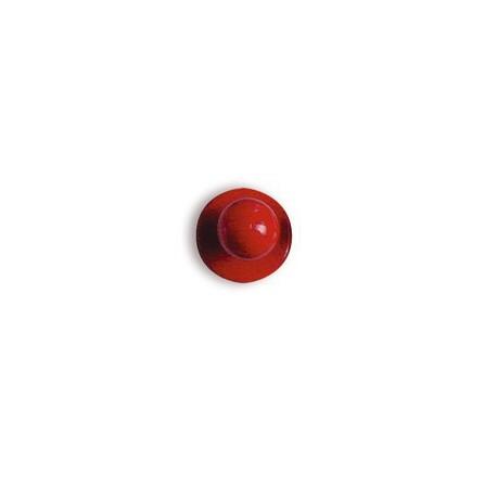 Bottoni Cuoco Estraibili 12-Pack - Rosso