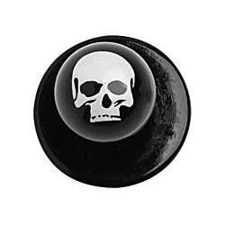 Bottoni Cuoco Estraibili 12-Pack - Skull