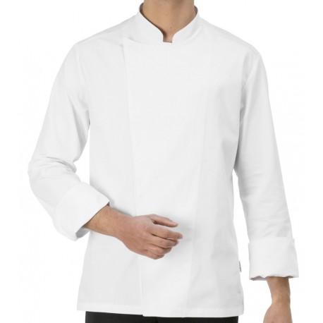 Giacca Cuoco Mirko Bianca
