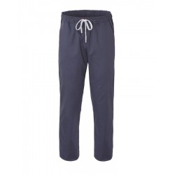 Pantalone Cuoco Stretch Grigio