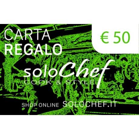 Buono Regalo 50 €