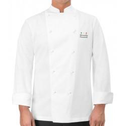 Giacca Cuoco Classica Chef Stelle