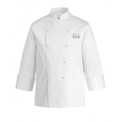 Giacca Cuoco Stud Chef Stelle