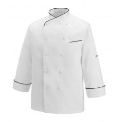 Giacca Cuoco Gerard Profilo Nero