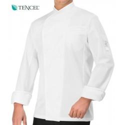 Giacca Cuoco Gabriel in Tencel