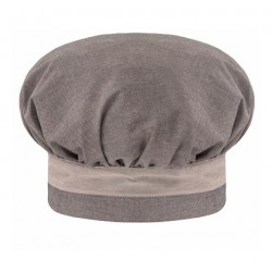 Cappello Cuoco Marrone Stretch