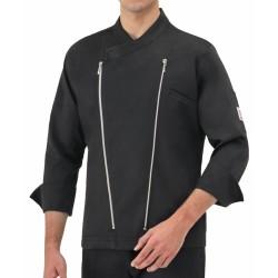 Giacca Cuoco Loris Nera