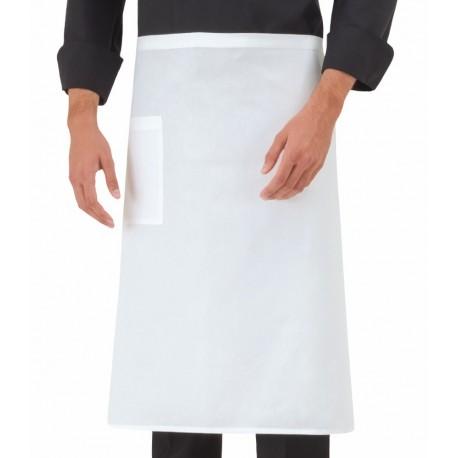 Grembiule Cuoco Vita Big Bianco
