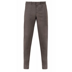 Pantalone Cuoco Enoch Stretch Marrone