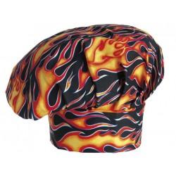 Cappello Cuoco Flames