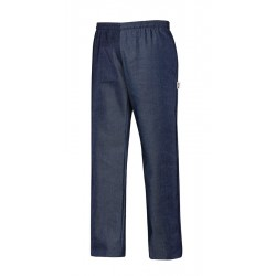 Pantaloni Cuoco Satin Jeans