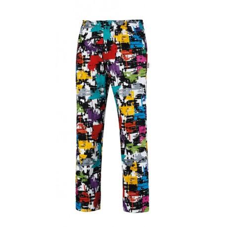 Pantaloni Cuoco Graphics