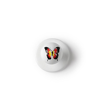 Bottoni Cuoco Estraibili 12-Pack - Butterfly